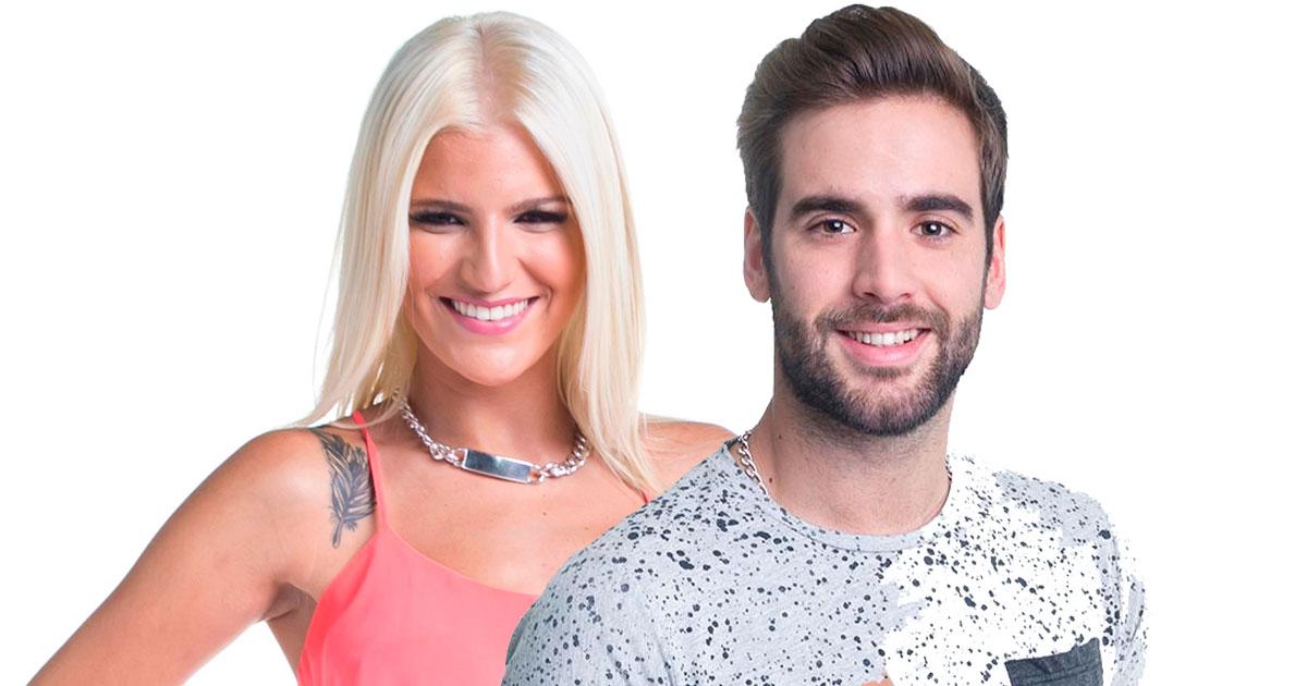 """Photo of Diogo e Cristiana em BATE BOCA """"És indiferente aqui"""""""