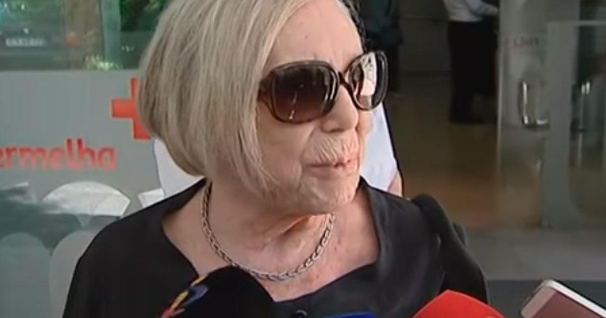 Photo of Lourdes Norberto diz que a reforma de 1700 euros não chega para viver
