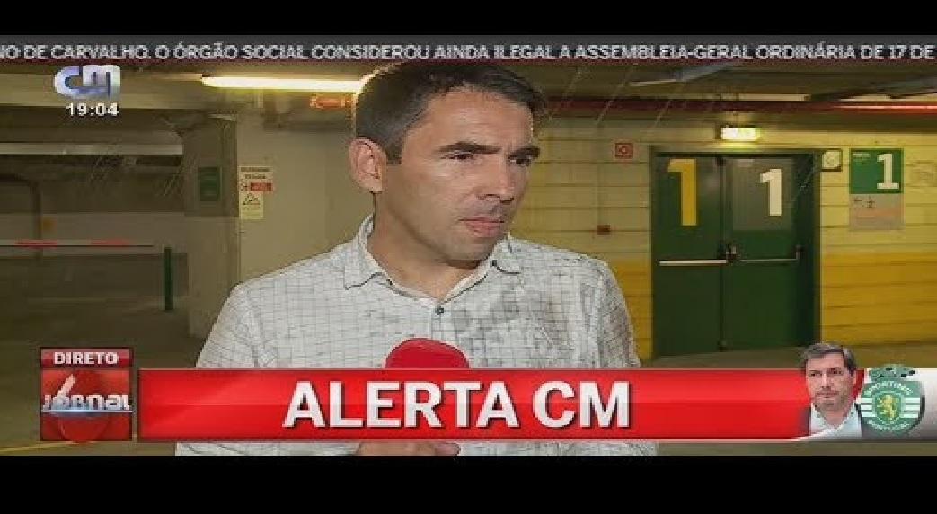 Photo of Jornalista é insultado e leva BANHO em DIRECTO