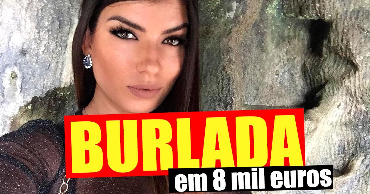 Photo of Sofia Sousa confirma: burlada em mais de 8 mil euros