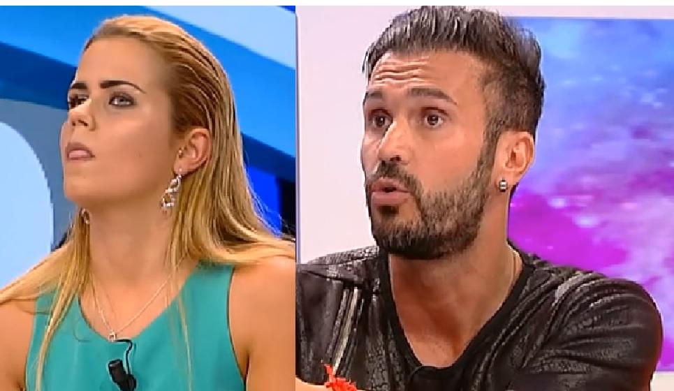 Photo of Carina e Bruno Savate trocam palavras menos simpáticas depois da gala