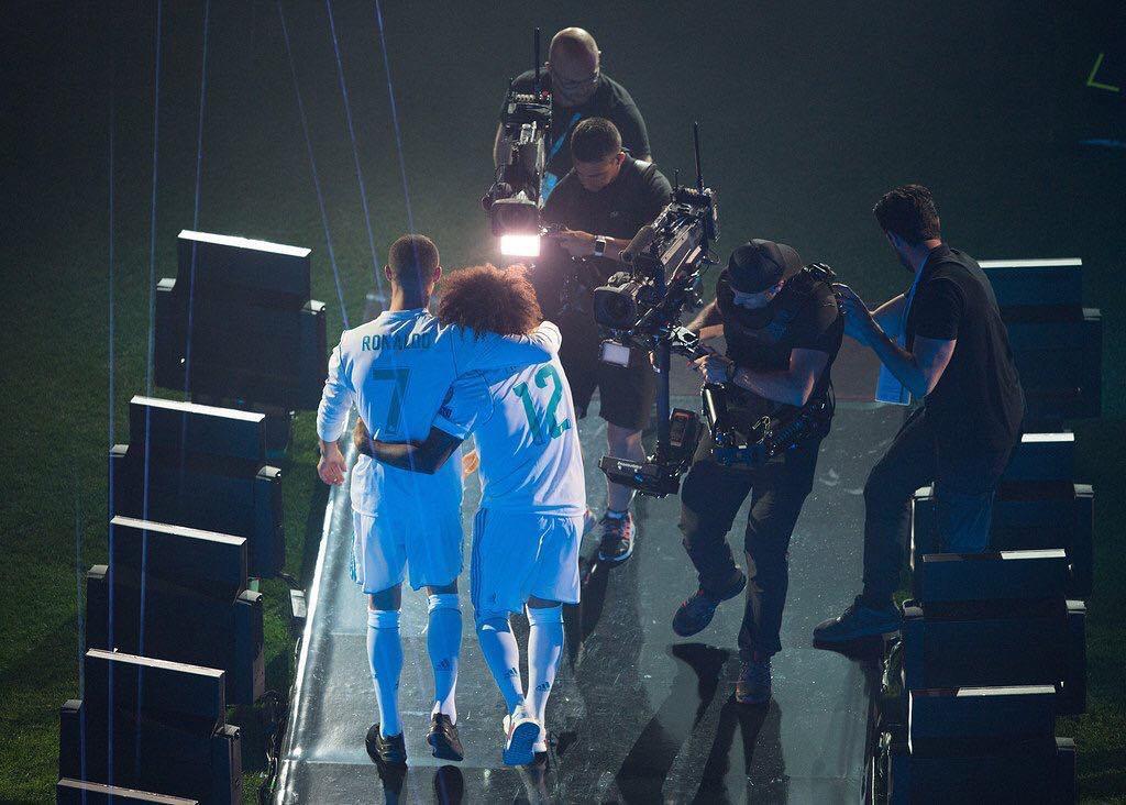 Photo of A emocionante despedida de Marcelo a Cristiano Ronaldo