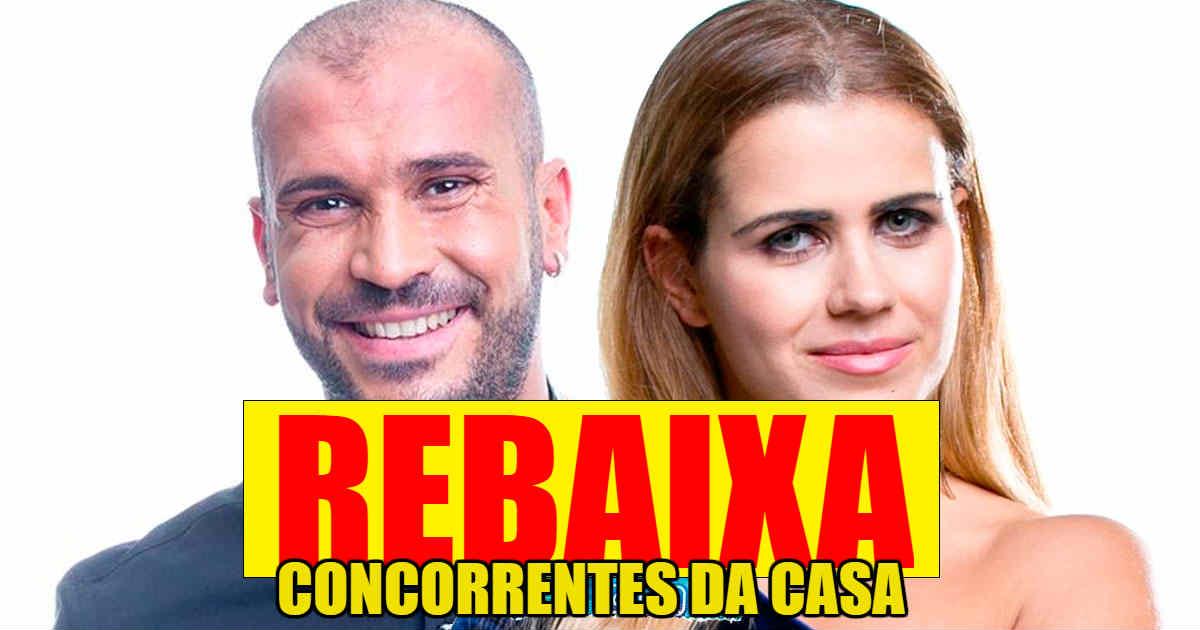Photo of Carina menospreza concorrentes da Casa dos Segredos