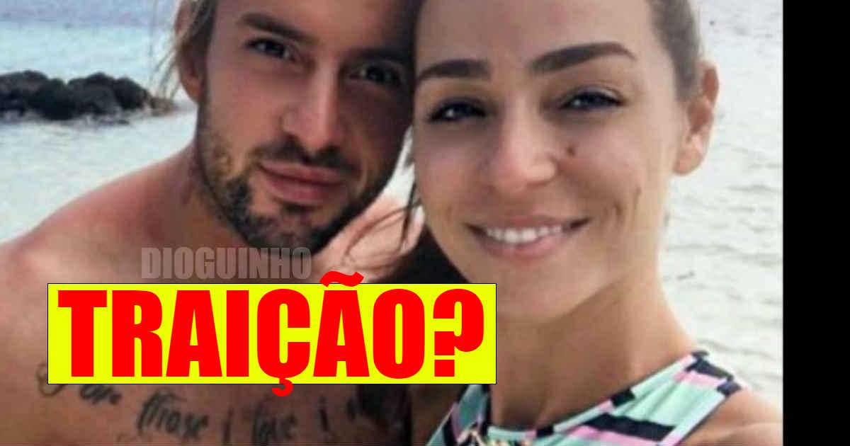 Photo of Vanessa Martins e Marco Costa… crise no casamento