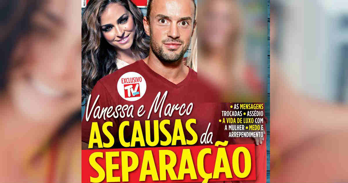 Photo of Já se sabe com quem Marco Costa TRAIU Vanessa Martins