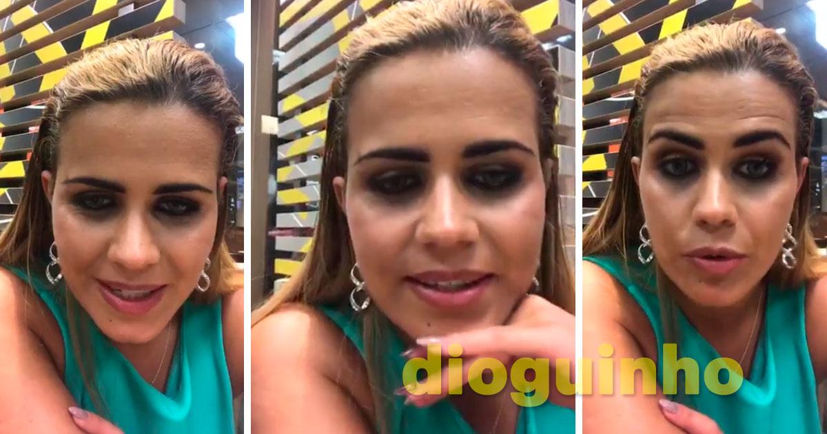 Photo of Carina fez o primeiro direto após vencer 'O Reencontro'
