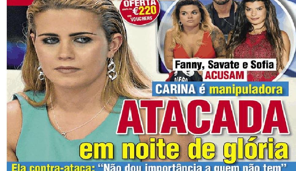 Photo of Carina é acusada de ser MANIPULADORA por Fanny, Sofia e Savate. Ela resposta