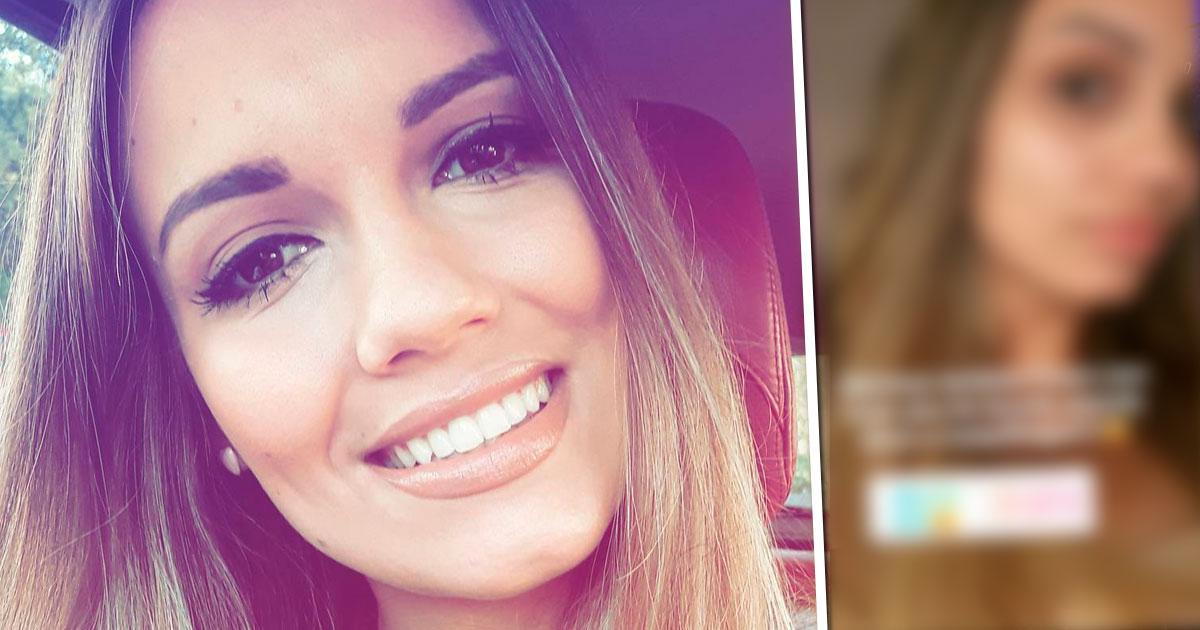 """Photo of Débora Picoito partilha foto sem maquilhagem """"cara de doente"""""""