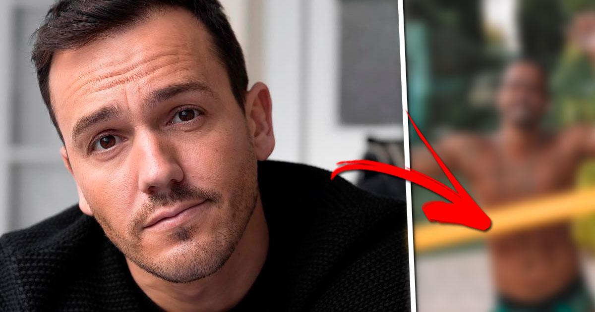Photo of Pedro Teixeira recebe declaração de amor BRUTAL
