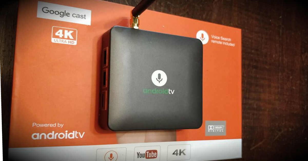 Photo of Box Android TV a bom preço – MECOOL KM8