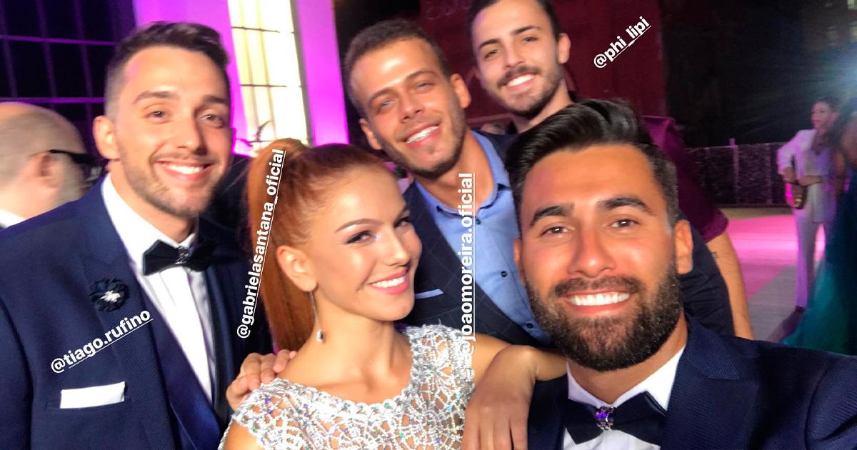 Photo of Ex-concorrentes da 'Casa' foram à gala da CMTV
