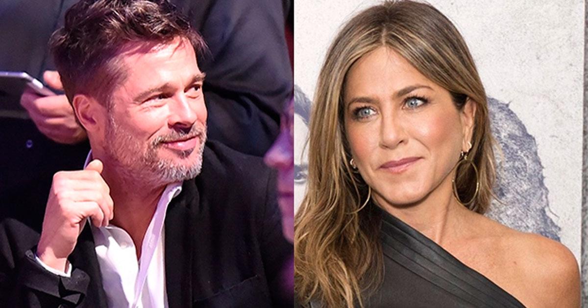 Photo of SURPRESA: Brad Pitt está a passar férias com Jennifer Aniston em Itália