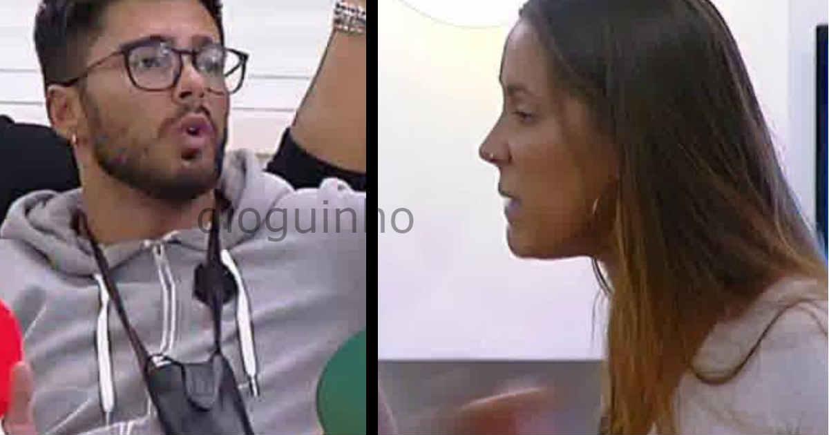 Photo of Ana perde paciência com Daniel e arrasa-o