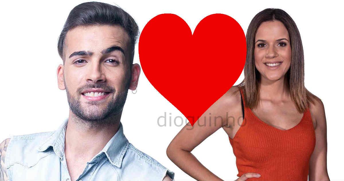 Photo of Bruno Alves e Joana têm futuro como casalinho?