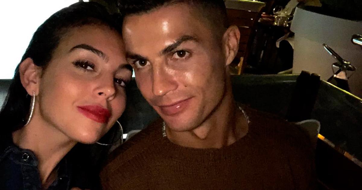 Photo of Cristiano Ronaldo celebra dia dos namorados… a quatro!