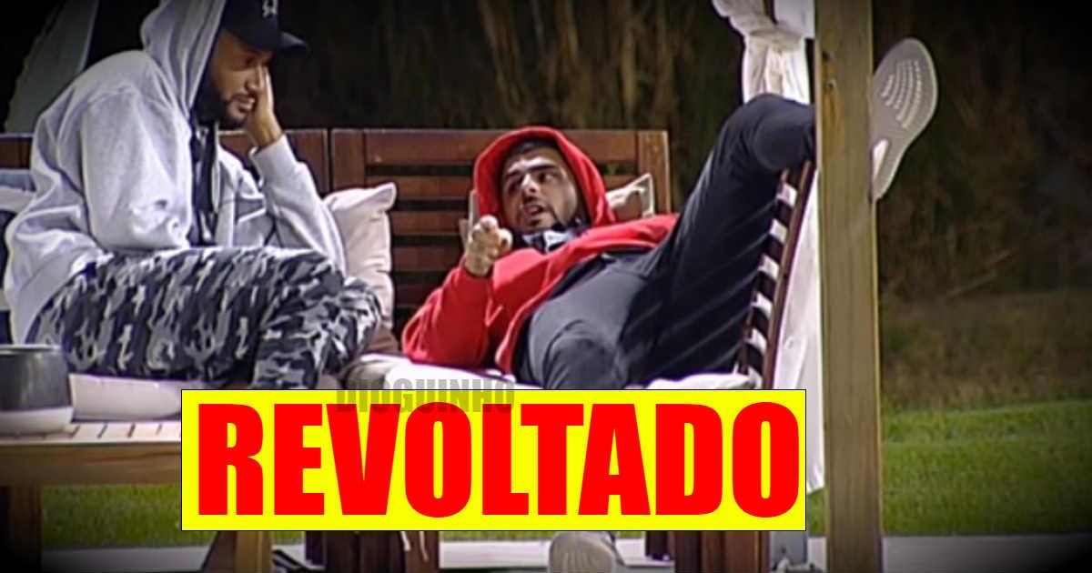 Photo of Bruno Marvão está REVOLTADO