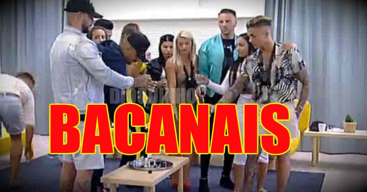 Photo of Concorrente do Love on Top participam em BACANAIS