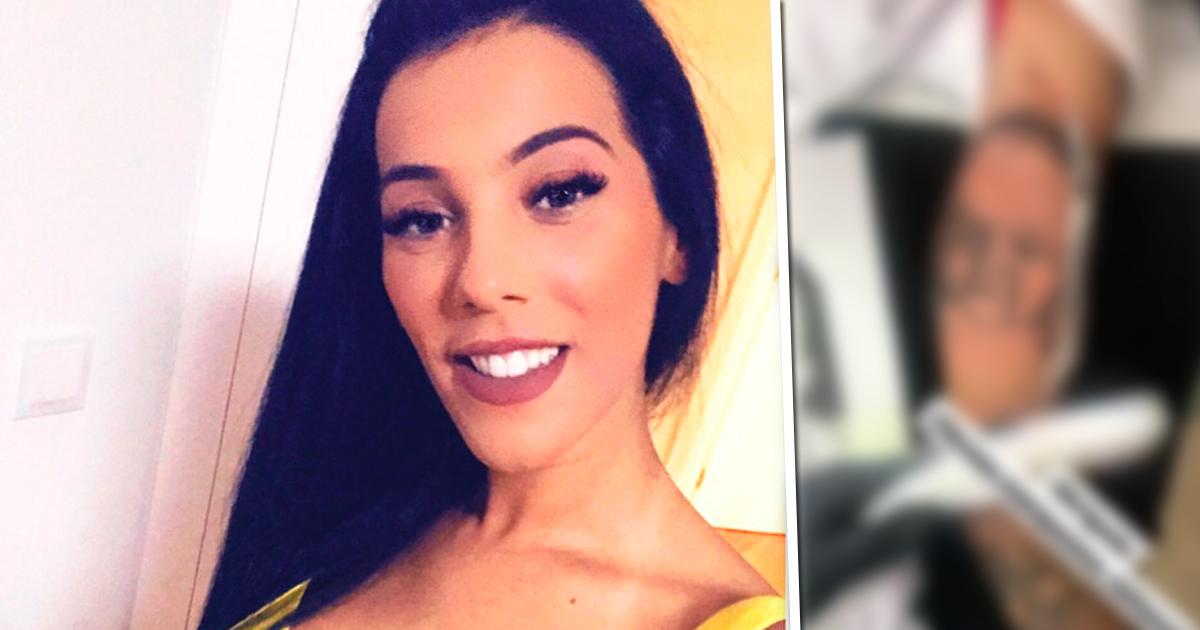 Photo of Andreia Machado declarou-se ao namorado…