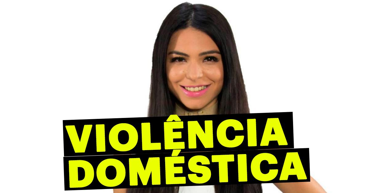 Photo of Cynthia chora e emociona a contar história de violência doméstica
