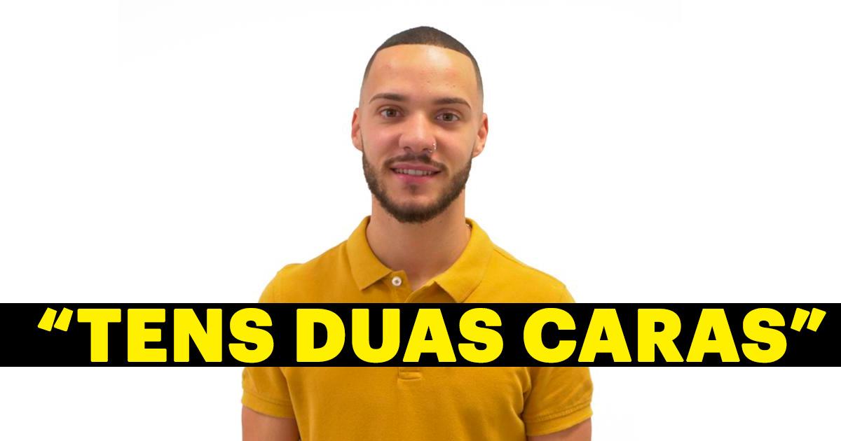 Photo of Carlos foi acusado de ter duas caras
