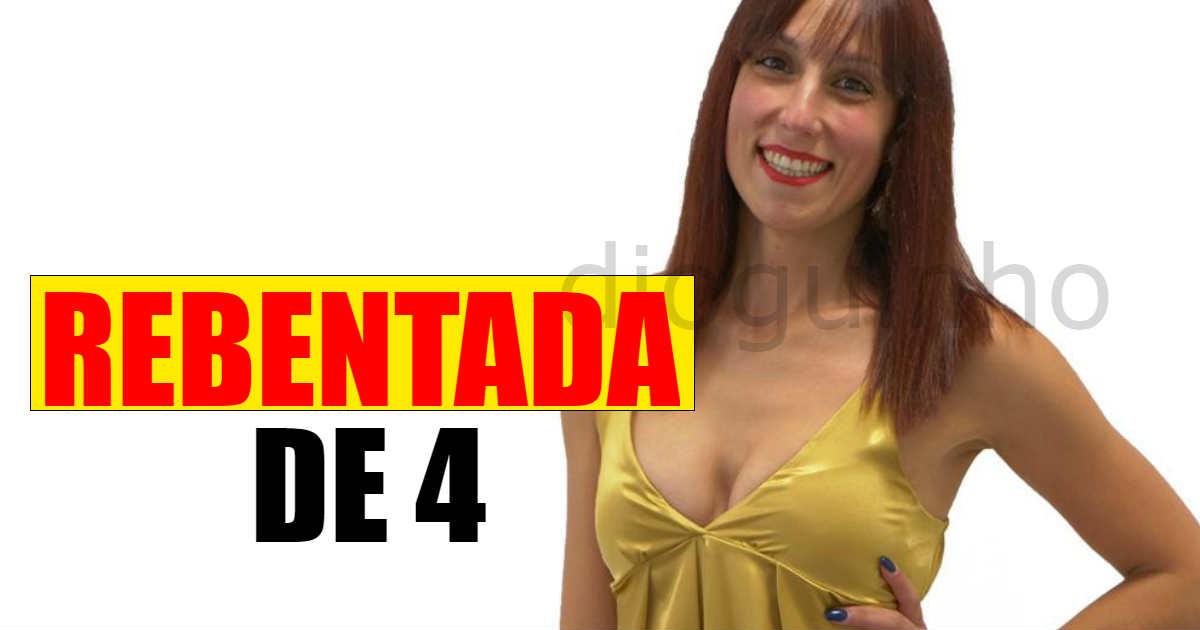 Photo of Amélia polémica! Adora ser REBENTADA de quatro e não só