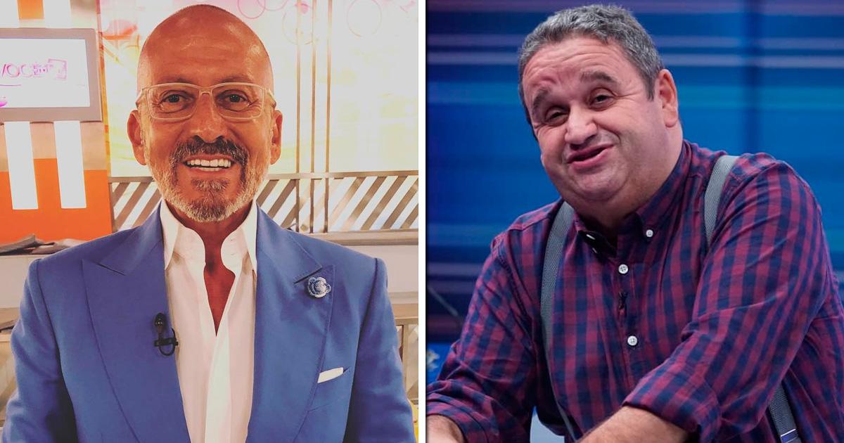"""Photo of Manuel Luís Goucha provoca Fernando Mendes: """"Nem vias a pilinha?"""""""