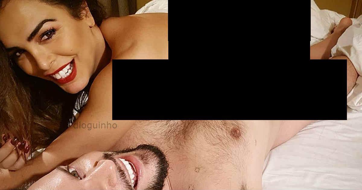 Photo of Amor Romeira publica fotos PICANTES na cama com o seu novo amigo especial