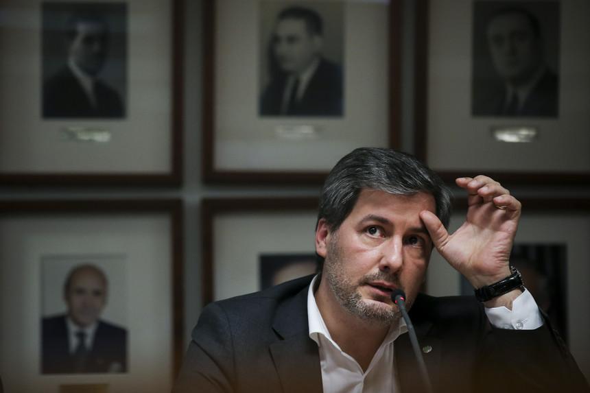 Photo of Bruno de Carvalho detido