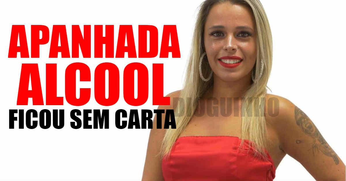 Photo of Liliana APANHADA … FICA SEM CARTA