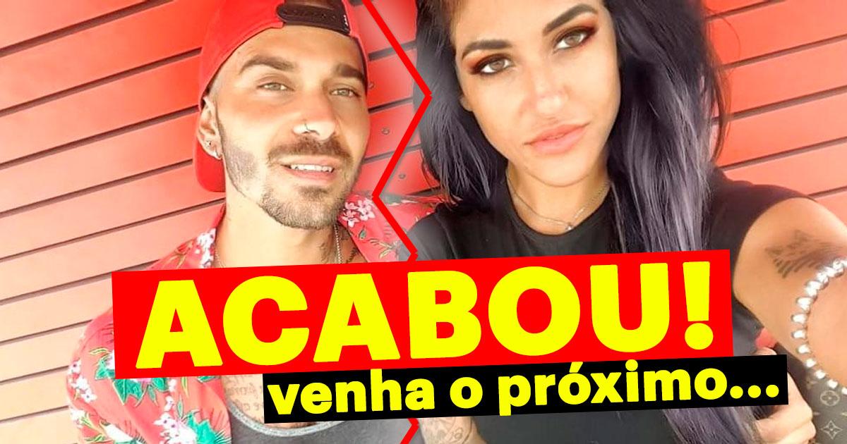 Photo of Sofia Buinho acabou namoro com Gustavo Teixeira e culpa as redes sociais