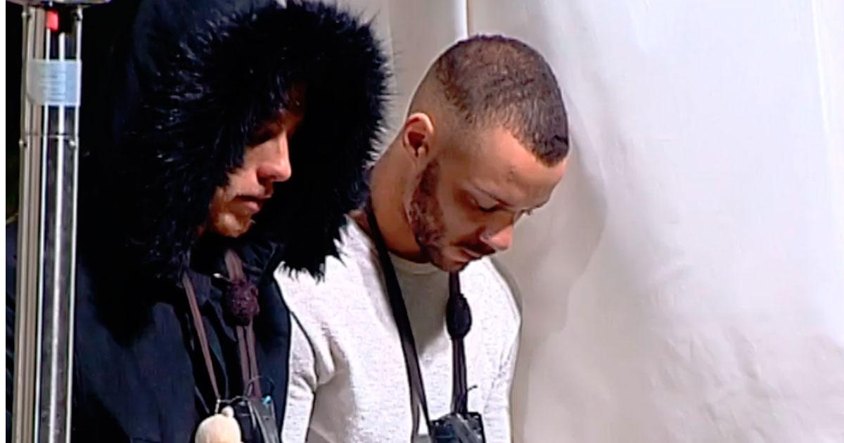 Photo of Paulo desfaz-se em lágrimas ao desabafar com Carlos