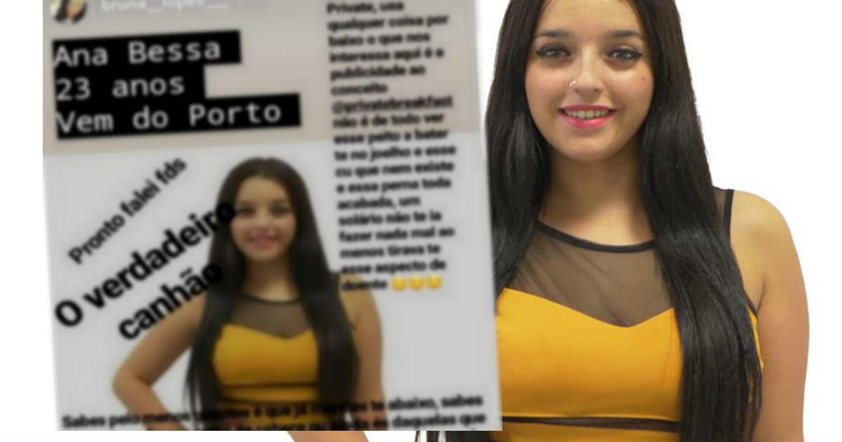 Photo of Ana Bessa cada vez mais odiada. É ARRASADA pelo publico