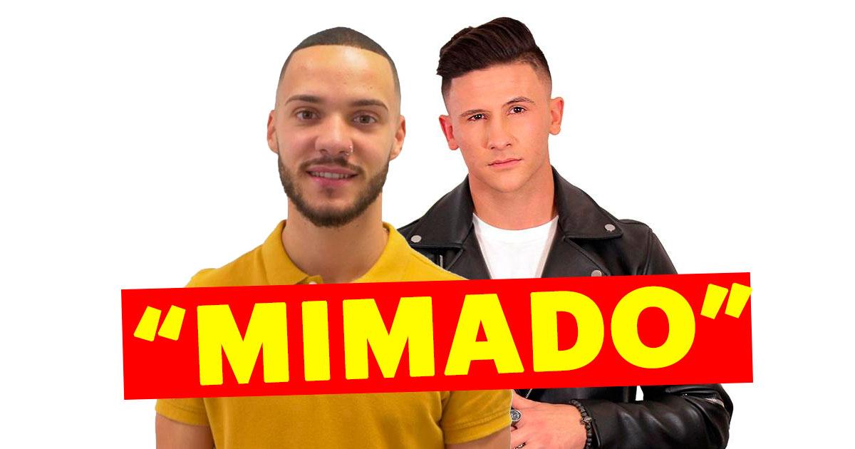 """Photo of Carlos e Francisco em bate-boca """"És um menino mimado"""""""