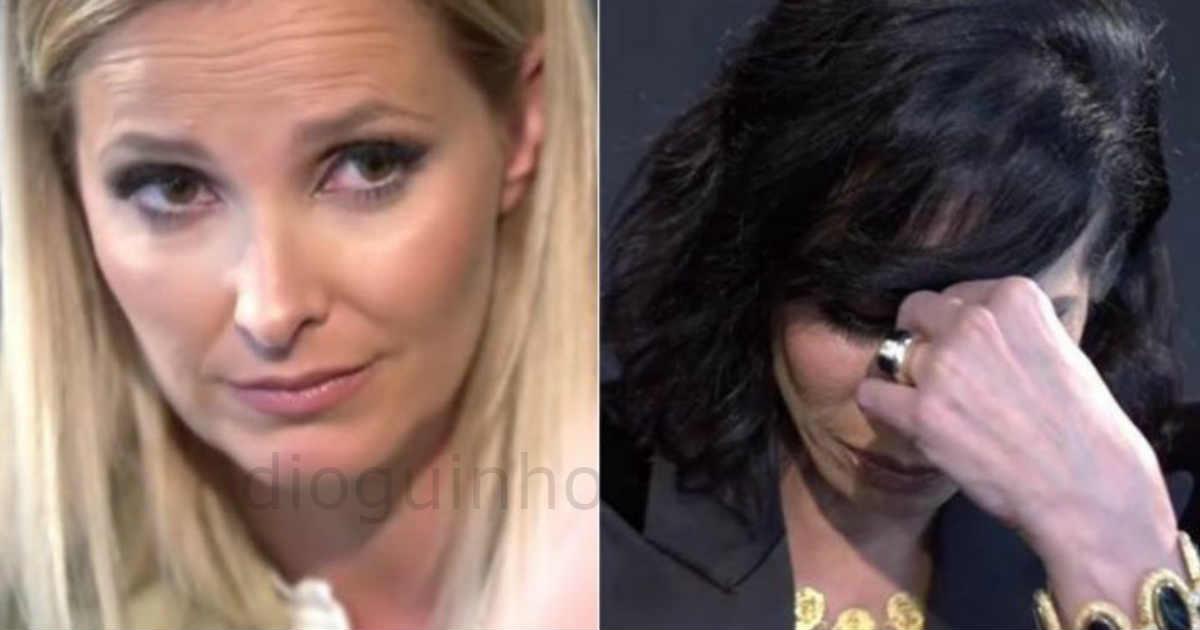 """Photo of """"Tu vais ficar sem nada quando a Betty partir certo?"""" Castelo Branco faz confissões inéditas a Cristina Ferreira"""