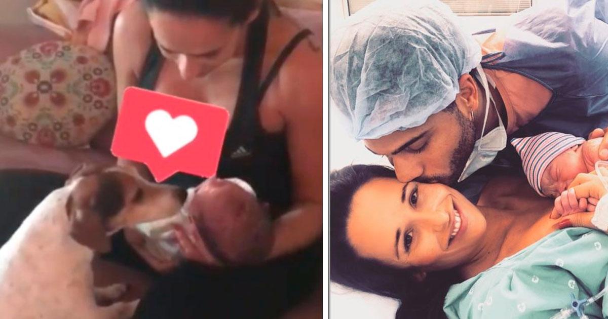 Photo of Rita Pereira mostra os primeiros dentes do filho