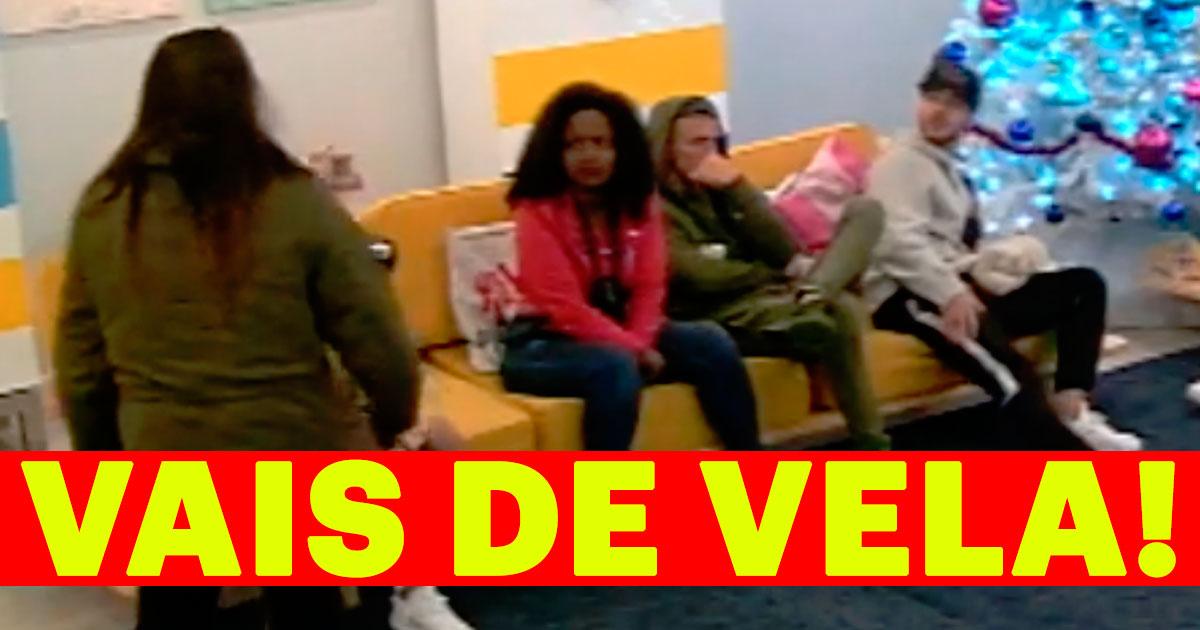 """Photo of Bruna e Carlos pegaram-se """"Vais de vela!"""""""