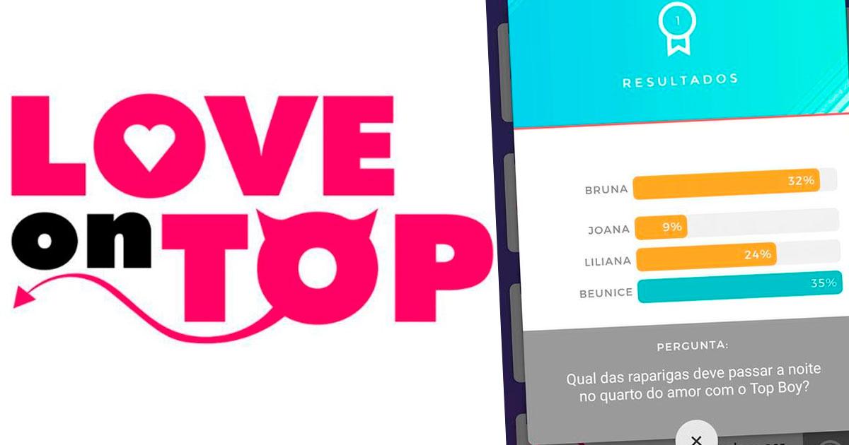 Photo of 'Love On Top 9': Votações não batem certo… muito estranho!