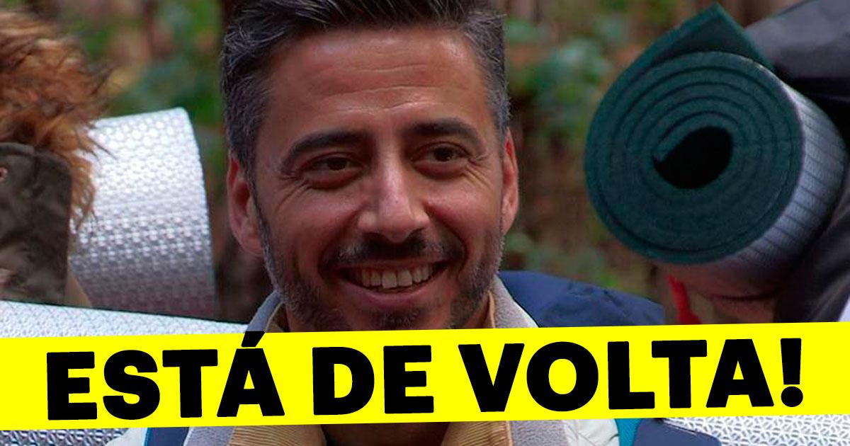 """Photo of Hugo Oliveira volta arrasar 'Casados': """"programa é uma fraude"""""""