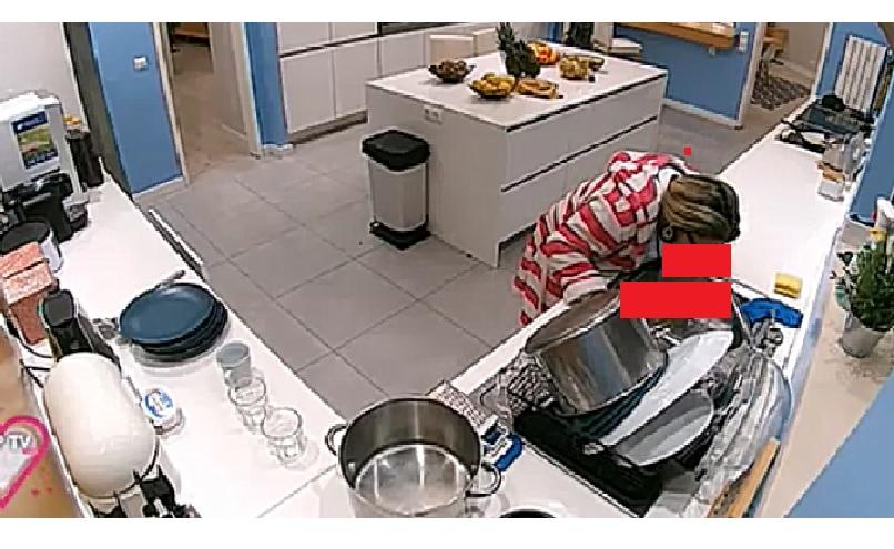 Photo of Love on Top 10: Débora bebe shot e VOMITOU a cozinha toda