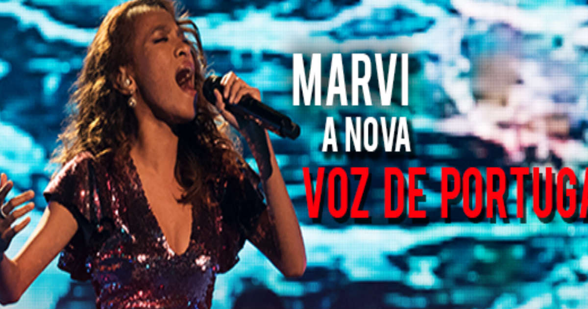 Photo of Marvi vence o The Voice Portugal mas é COMPLETAMENTE ARRASADA