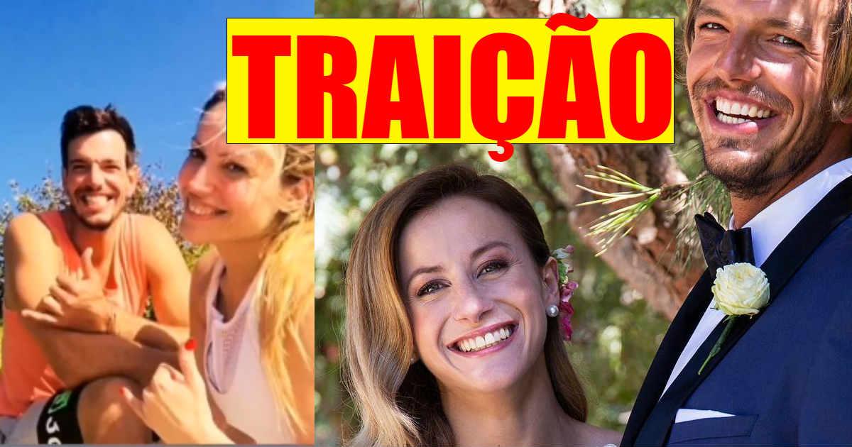 Photo of BRONCA: Eliana Voigt ACUSA Dave e Ana de TRAIÇÃO