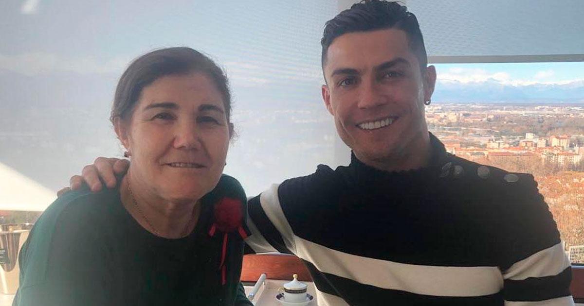 Photo of Cristiano Ronaldo viaja para a Madeira de urgência… para acompanhar a mãe