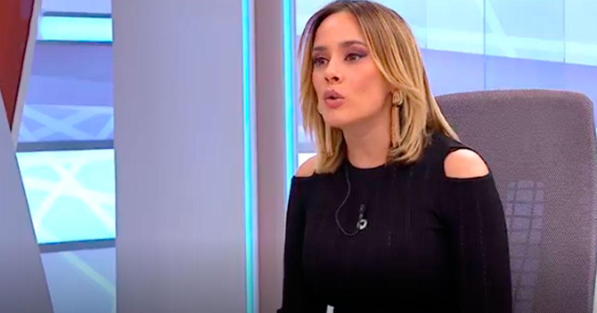 """Photo of Helena Isabel festeja 1º ano como apresentadora """"Não lambo botas!"""""""