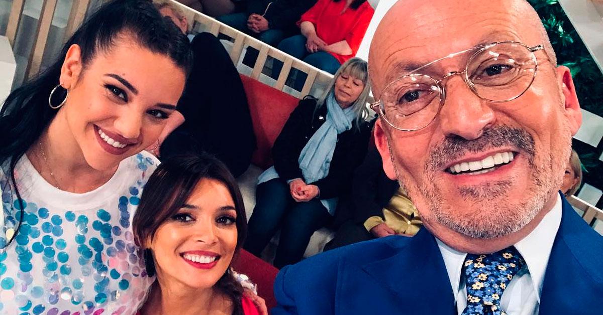 """Photo of Ligam para a TVI e oferecem beijo nos """"lábios doces"""" de Manuel Luís Goucha"""