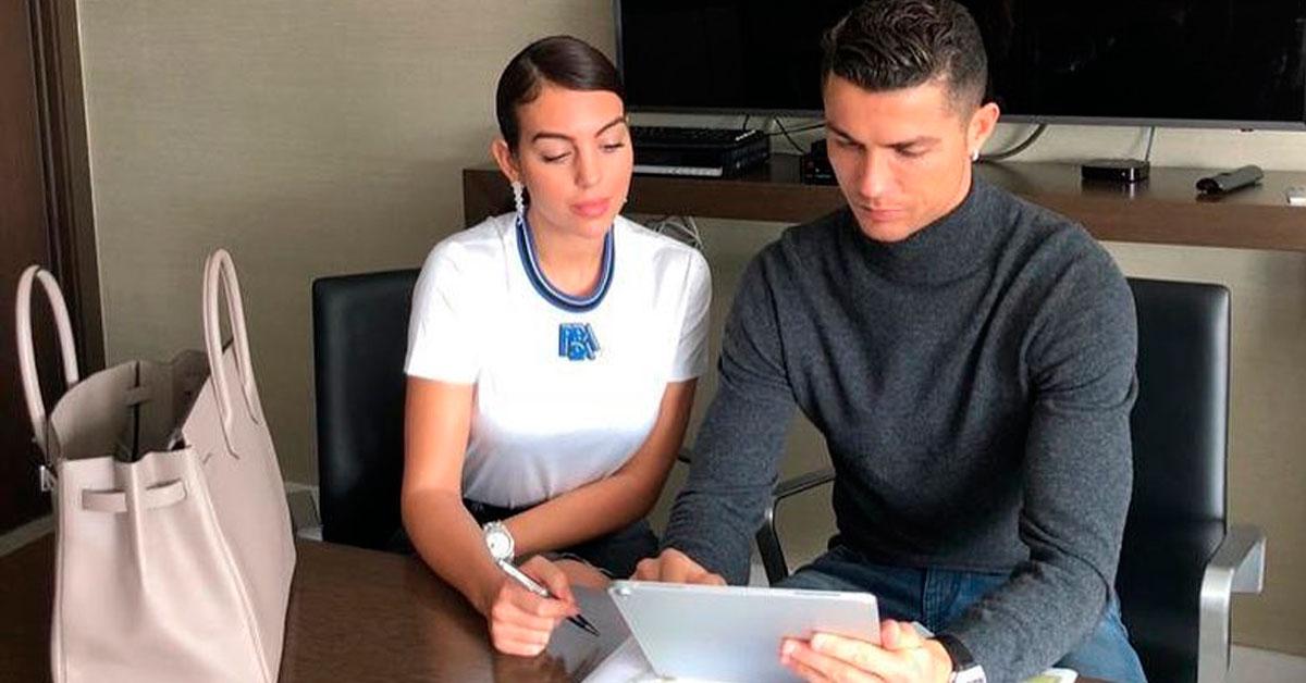 Photo of Cristiano Ronaldo e Georgina: Já se sabe como vai ser casamento