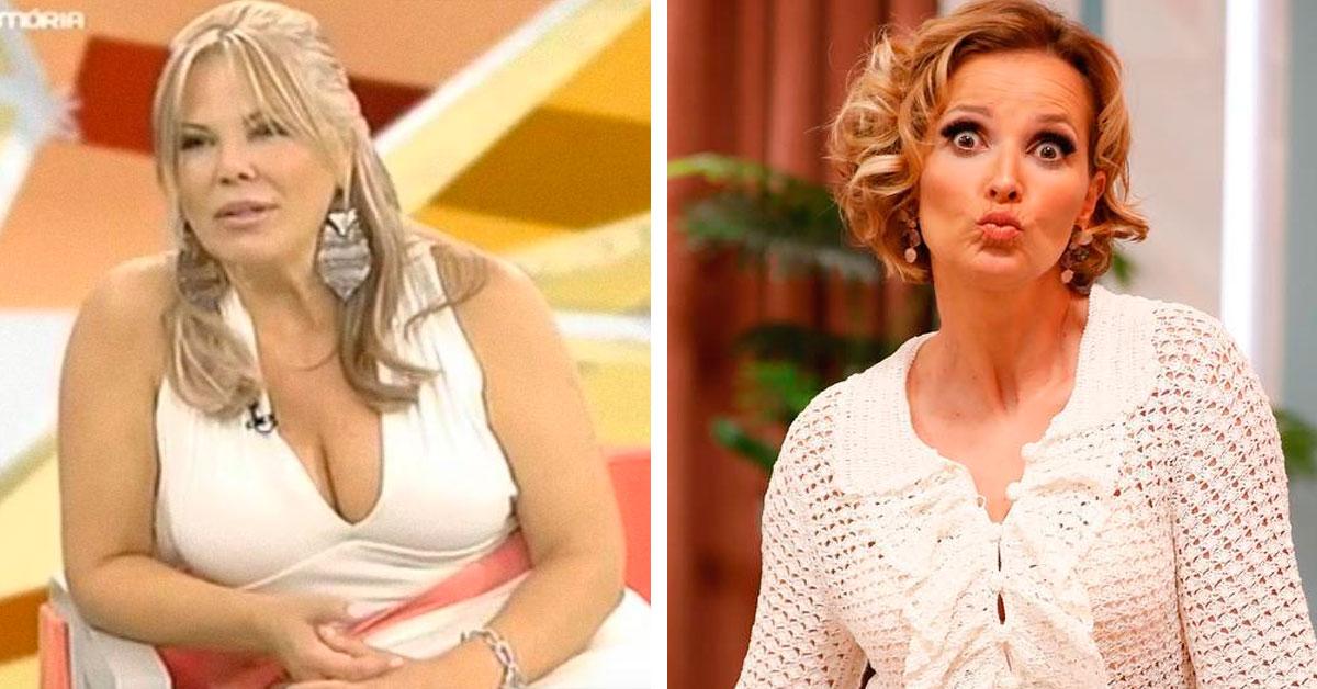 Photo of Cristina Caras Lindas ARRASA concorrentes de reality shows e… Cristina Ferreira!