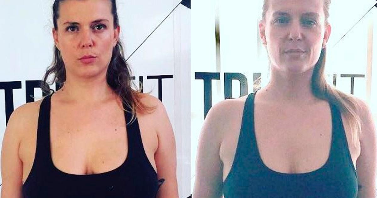 Photo of Romana perdeu 7 quilos num mês