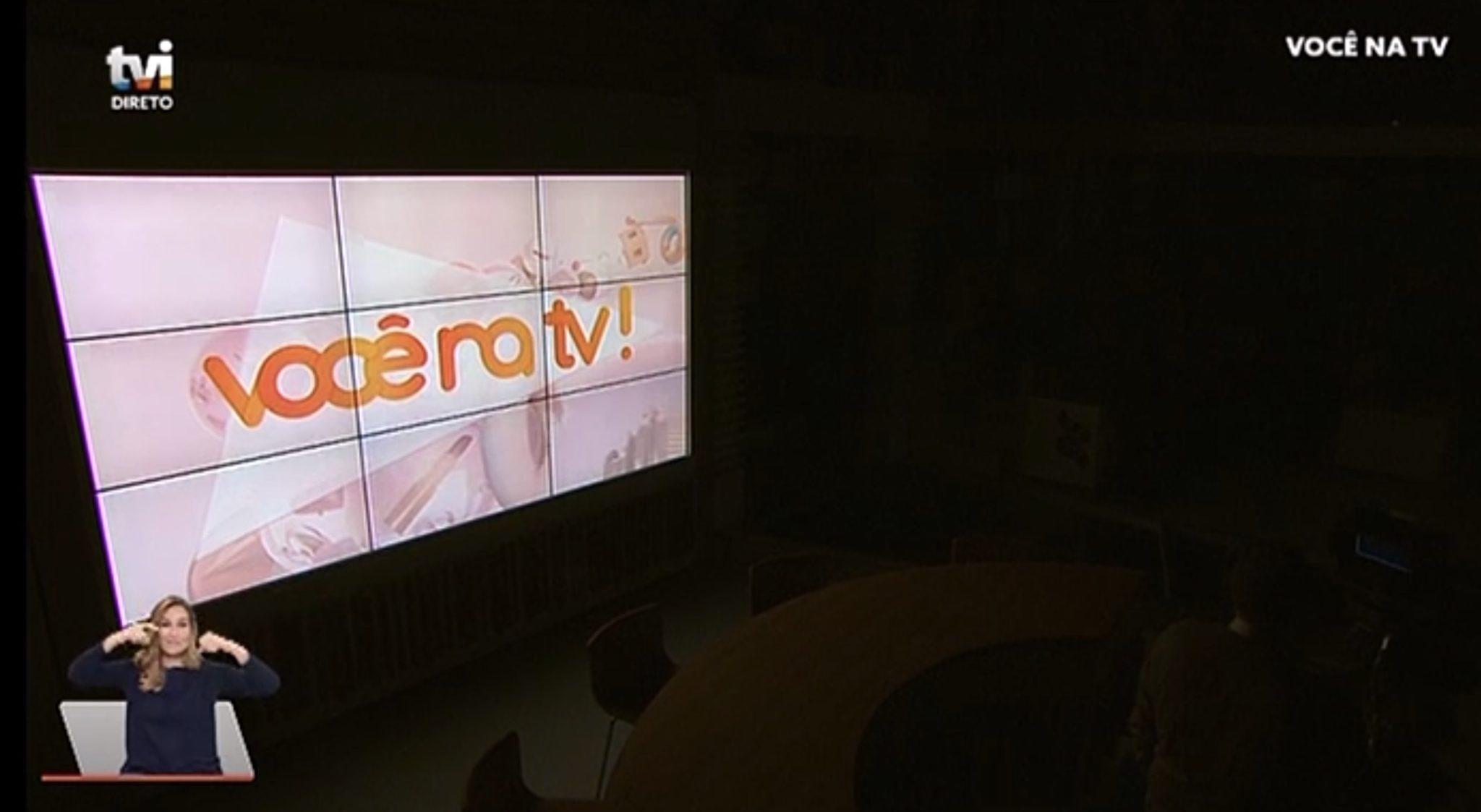 """Photo of """"Você na TV"""" volta a ser líder. Venceu SIC e RTP1"""