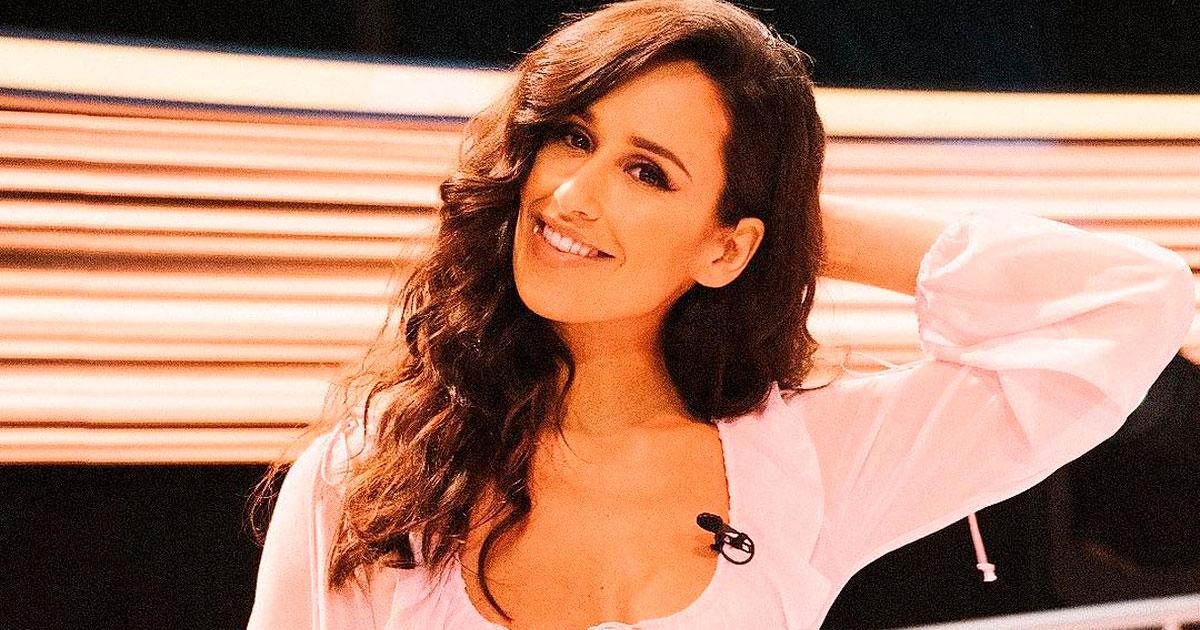Photo of Rita Pereira foi APALPADA durante entrevista