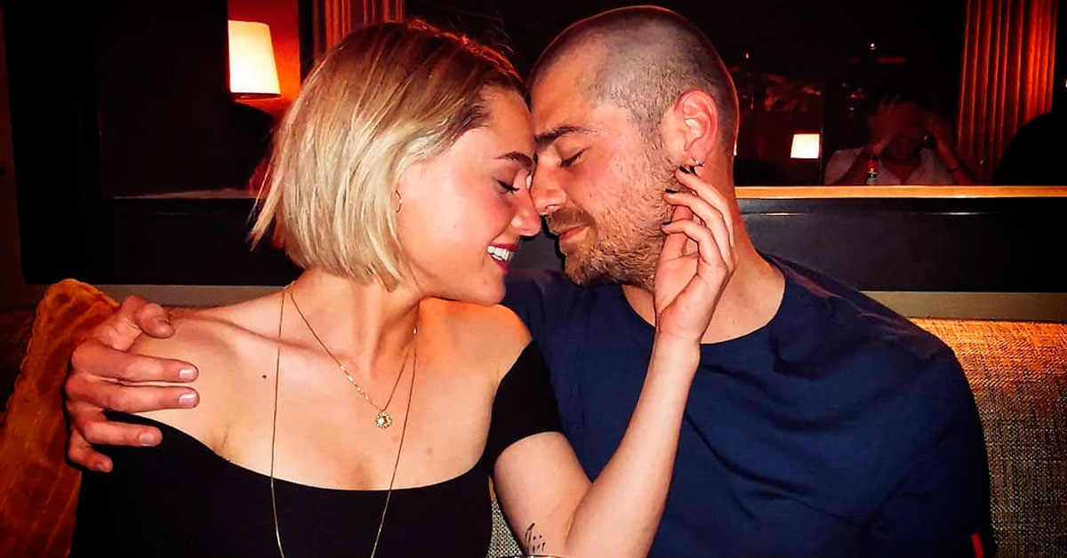 Photo of SURPRESA! Lourenço Ortigão e Kelly Bailey já moram juntos em casa nova